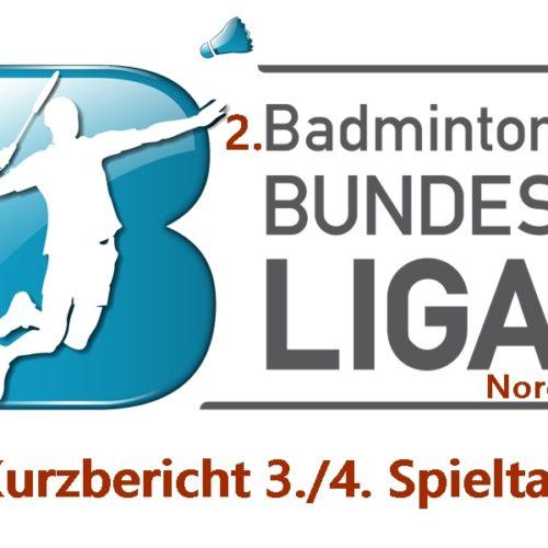 Kurzbericht 2.Liga Nord - NRW-Teams sehr erfolgreich