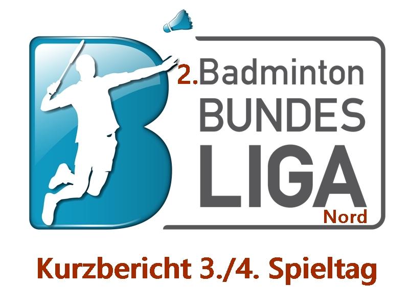 Kurzbericht 2.Liga Nord – NRW-Teams sehr erfolgreich